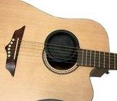 GEWA FEEDBACK STOP ACOUSTIC GUITAR