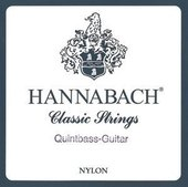 HANNABACH STRINGS FOR CLASSIC GUITAR SPECIAL MODEL