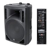 GEWA ACTIVE SPEAKERS ALPHA AUDIO A-AMP FIFTEEN BIAMP
