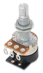 SHADOW POTENTIOMETER STANDAARD STANDAARD