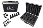GEWA MICROPHONE ALPHA AUDIO MIC DRUMBOX 7 NEW MODEL