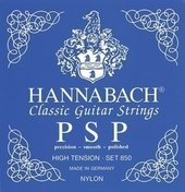 HANNABACH STRINGS FOR CLASSIC GUITAR SERIES 850 HIGH TENSION PSP