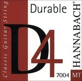 HANNABACH STRINGS FOR CLASSIC GUITAR SERIE 700 DURABLE D4