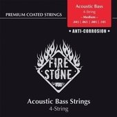 GEWA CORDES BASSE ACOUSTIQUE FIRE&STONE COPPER WOUND