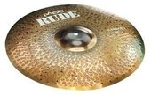 PAISTE CRASH/RIDEBECKEN RUDE