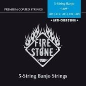 GEWA STRINGS FOR BANJO FIRE&STONE COPPER ALLOY