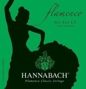 HANNABACH STRINGS FOR CLASSICAL GUITAR SERIES 827 LOW TENSION FLAMENCO CLASSIC