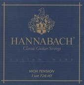 HANNABACH STRINGS FOR CLASSIC GUITAR SERIES 728 HIGH TENSION CUSTOM MADE