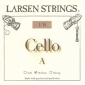 LARSEN CELLO STRINGS SMALL SIZE