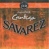 SAVAREZ STRINGS FOR CLASSIC GUITAR ALLIANCE CANTIGA 510AR