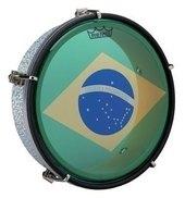 REMO WORLD PERCUSSION RÁMOVÝ BUBÍNEK TAMBURÍNA SAMBA