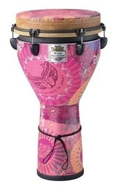 REMO DJEMBE WARRIORS IN PINK