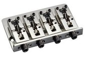 SCHALLER E-BASS BRIDGE 2000 PIEZO 4-STRING