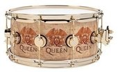 DRUM WORKSHOP ICON SNARE QUEEN INLAY LEGEND