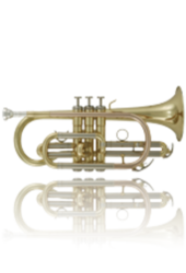 ALL PARTS ARE GOLD PLATED TO ENHANCE THE INSTRUMENTS BEAUTY