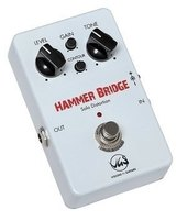 VGS PEDAL DE EFECTO HAMMER BRIDGE LEAD DISTORTION
