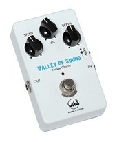 VGS EFFECT PEDAL VALLEY OF SOUND CHORUS