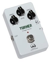 VGS EFFECT PEDAAL TURNER TREMOLO