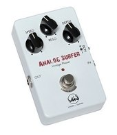 VGS EFFECT PEDAAL ANALOG SURFER PHASE SHIFTER