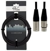 GEWA PRO LINE ALPHA AUDIO MICROPHONE CABLE