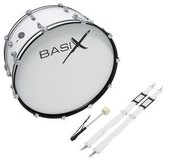 PURE GEWA MARCHING BASSDRUM BASIX