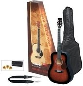 PURE GEWA ACOUSTIC GUITAR ACOUSTIC PACK