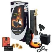 GEWA E-GUITARS TENSON ST PLAYER PACK