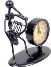GEWA SCULPTURE WITH CLOCK