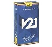 VANDOREN REEDS BB CLARINET V21