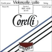 CORELLI STRINGS FOR CELLO GUT