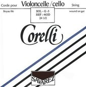 CORELLI CELLO STRINGS GUT