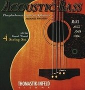 THOMASTIK STRINGS FOR ACOUSTIC BASS PHOSPHOR BRONZE