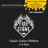GEWA STRINGS FOR CLASSIC GUITAR FIRE&STONE GUITAR SET FOR CHILDREN