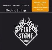 GEWA STRINGS FOR E-GUITAR FIRE&STONE NICKEL ALLOY