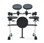 GIBRALTAR PRACTICE PAD PRACTICE PAD WITH RACK