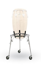 LATIN PERCUSSION CONGA STAND COLLAPSIBLE CRADLE