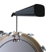 LATIN PERCUSSION CLAMP PERCUSSION BASS DRUM