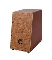 LATIN PERCUSSION CAJON AMERICANA SERIE ANGLED SURFACE