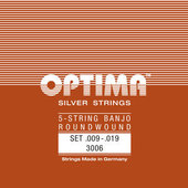 OPTIMA BANJO-STRUNY