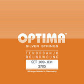 OPTIMA STRINGS FOR BANJO