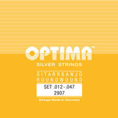 OPTIMA STRINGS FOR GUITAR BANJO