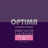 OPTIMA CORDES POUR GUITARE HAWAÏENNE