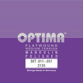 OPTIMA STRINGS FOR MANDOLIN