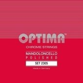 OPTIMA STRINGS FOR MANDOLONCELLO
