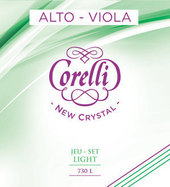 CORELLI STRINGS FOR VIOLA NEW CRYSTAL