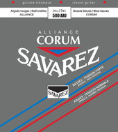SAVAREZ STRINGS FOR CLASSIC GUITAR ALLIANCE CORUM 500ARJ