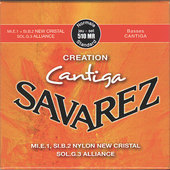 SAVAREZ STRINGS FOR CLASSIC GUITAR CREATION CANTIGA 510