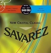 SAVAREZ STRINGS FOR CLASSIC GUITAR NEW  CRISTAL CLASSIC 540CRJ