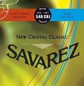 SAVAREZ STRINGS FOR CLASSIC GUITAR NEW CRISTAL CLASSIC