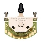 SCHALLER PICKUP ACCESSORIES MEGA SWITCH TOGGLE SWITCH